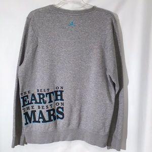 Nike Shirts - Vintage Jordan & Spike Lee Crewneck Sweatshirt
